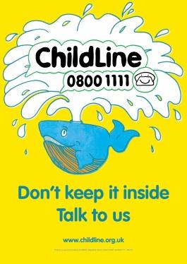 childline poster