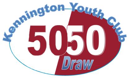 50 50 Draw Forms Kennington Youth Club