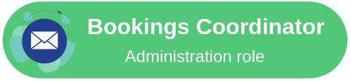 Bookings Coordinator