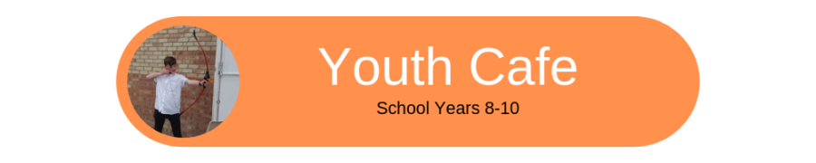 Youth Cafe banner